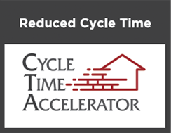 Reduced Cycle Time